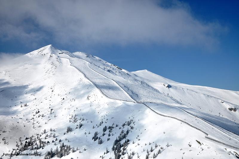 Speiereck-Gipfel