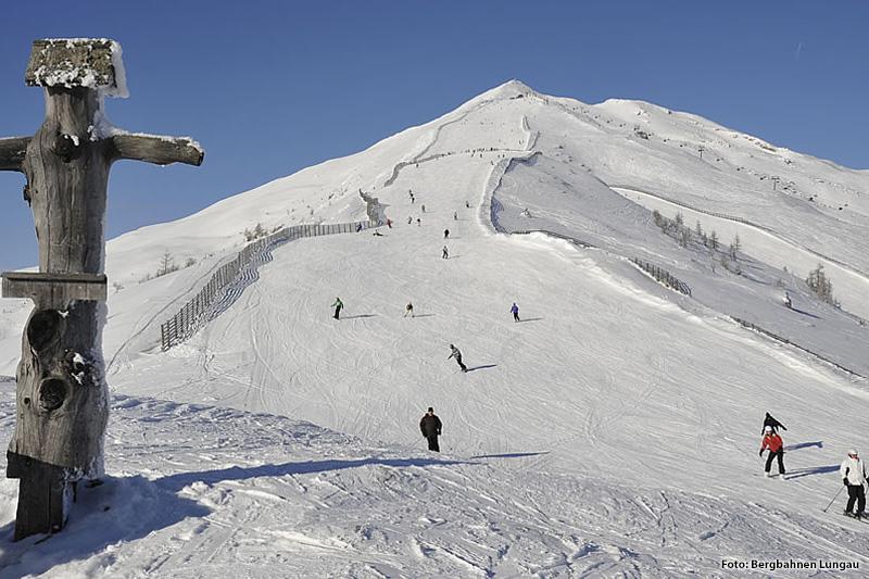 Schneesicherheit am Grosseck-Speiereck