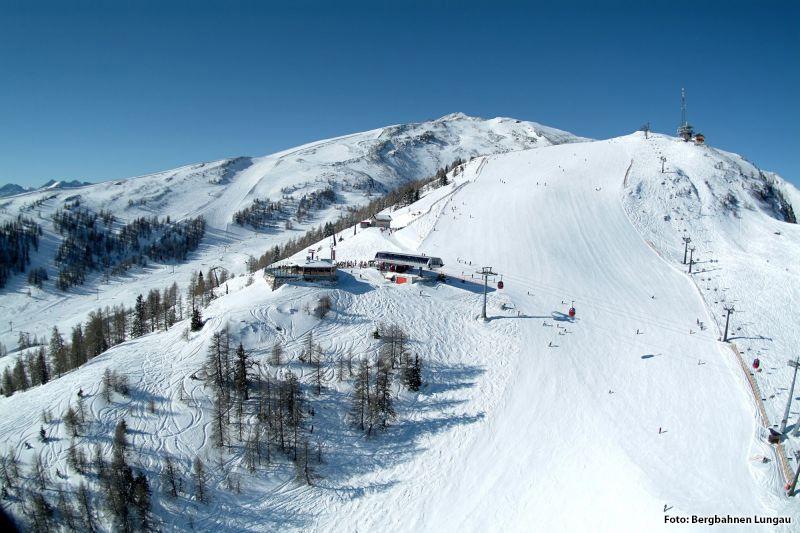 Skifahren im Skigebiet Grosseck-Speiereck