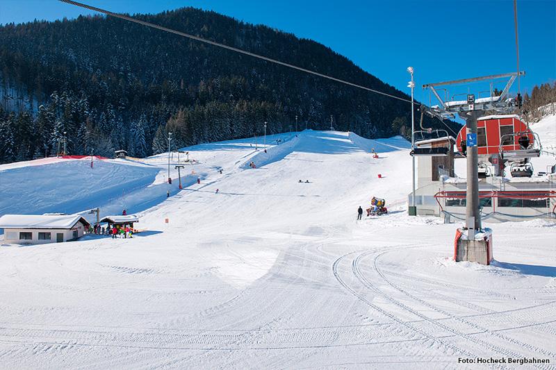 Skigebiet Hocheck-Oberaudorf