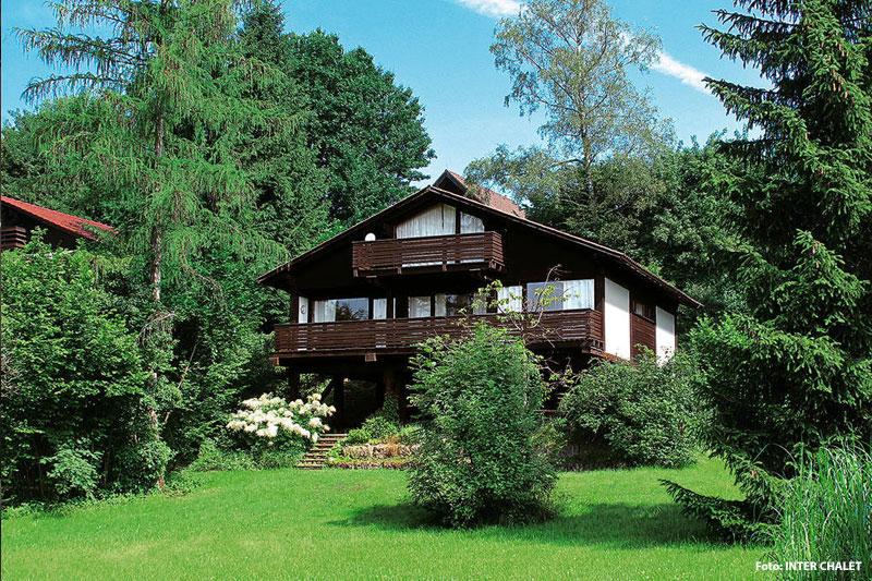 Ferienpark in Siegsdorf (Traunstein/ Oberbayern)