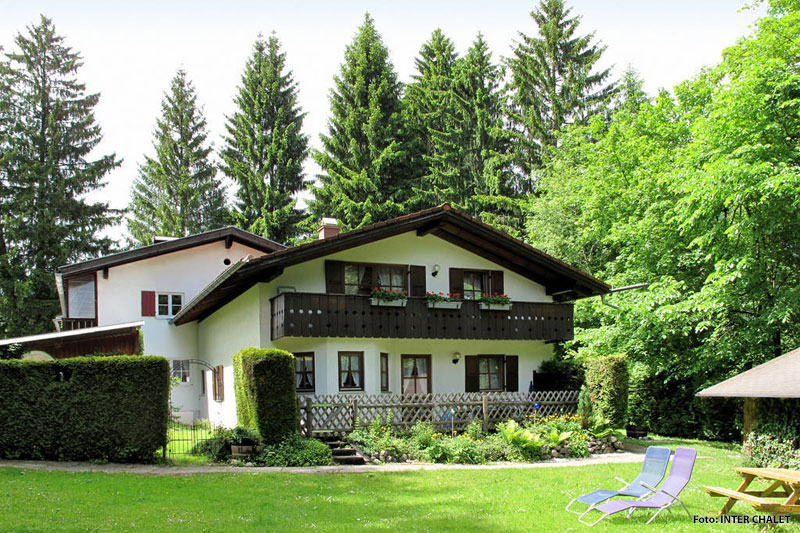 Haus in Garmisch-Partenkirchen (Oberbayern)