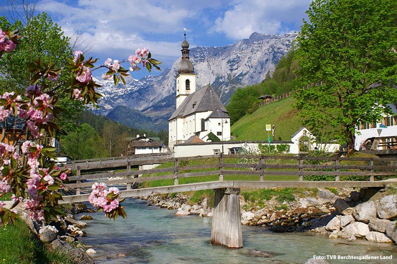 Ferienhäuser im Berchtesgadener Land
