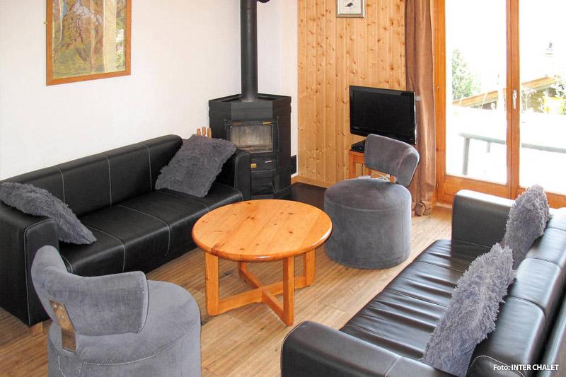 Einrichtung Ferienhaus im Wallis