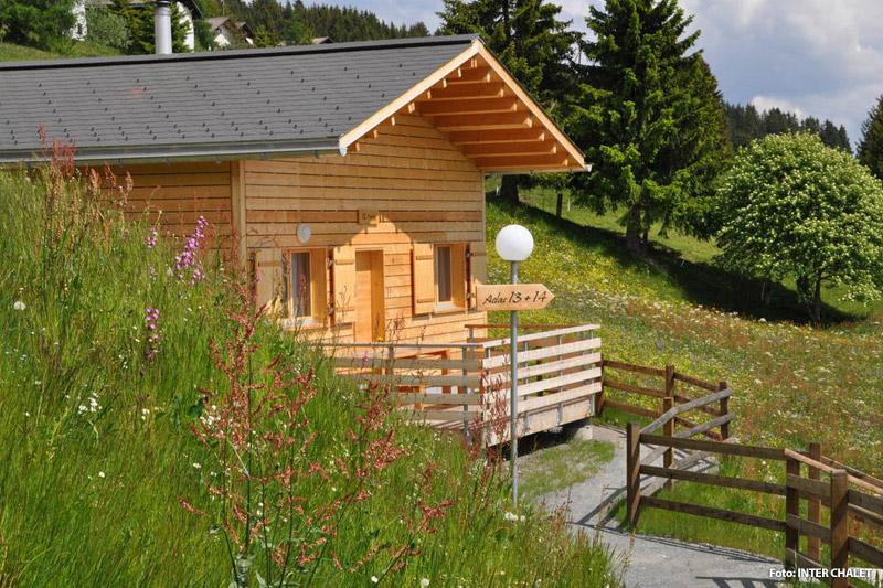 Ferienresort in Graubünden