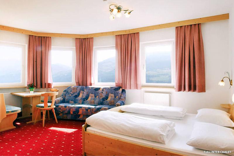 Beispiel Innenraum (Ferienanlage in Villanders)