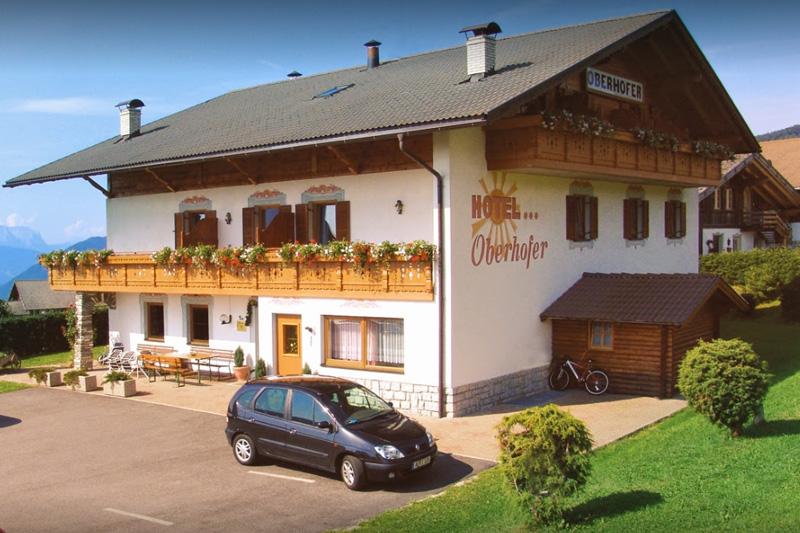 Sommerurlaub im Hotel Oberhofer