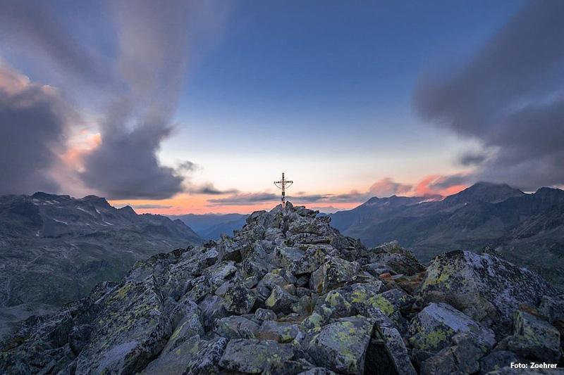 Bergpanorama Medelz