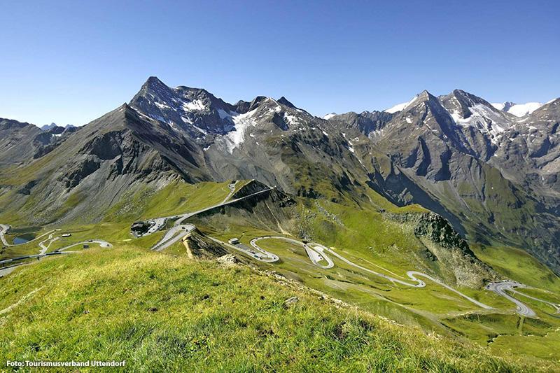 Grossglockner Hochalpenstrasse - Fahrspaß, Wandervergnügen und Naturerlebnisse rund um den Großglockner