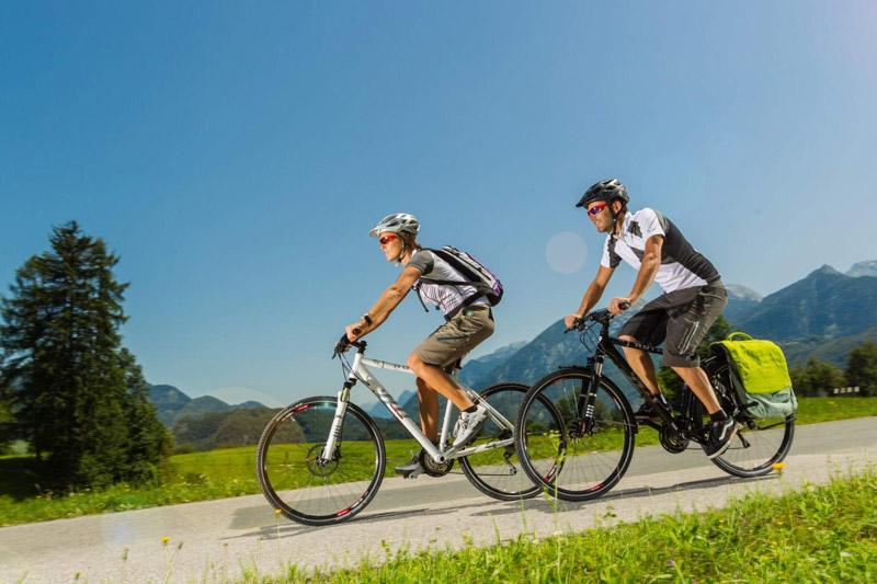 Radfahren im Nationalpark Hohe Tauern