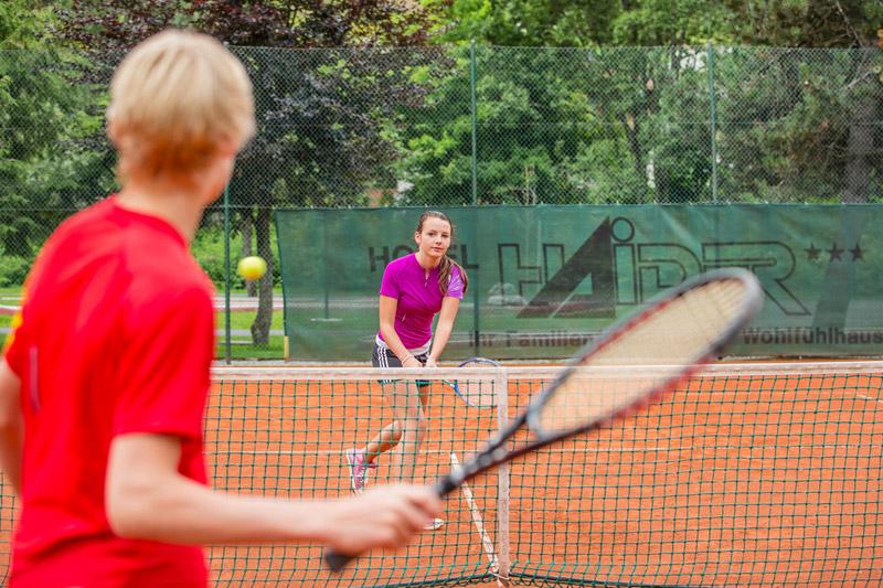 Tennis in Uttendorf