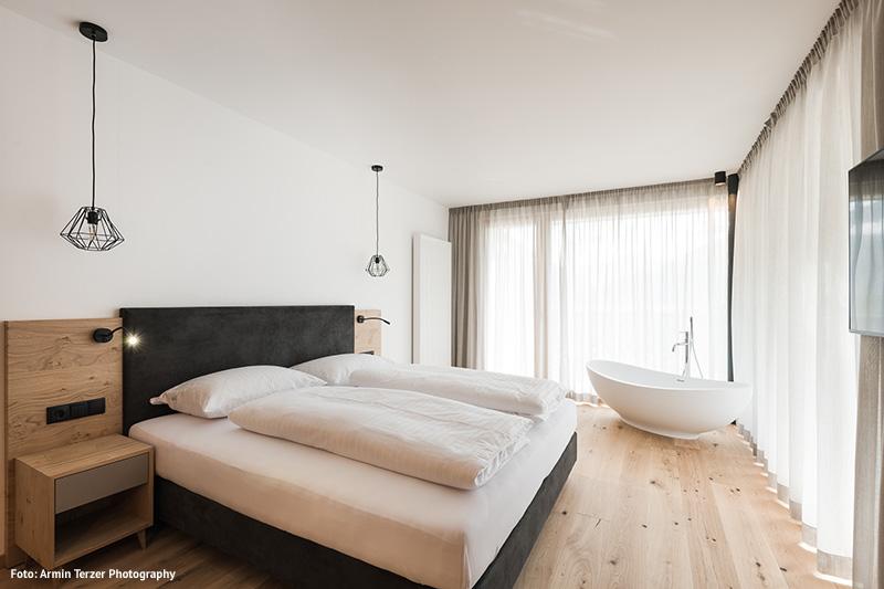 Suiten & Zimmer im Etschland