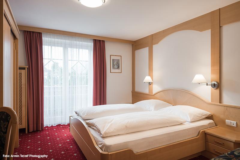 Zimmer im Park Hotel Plauserhof