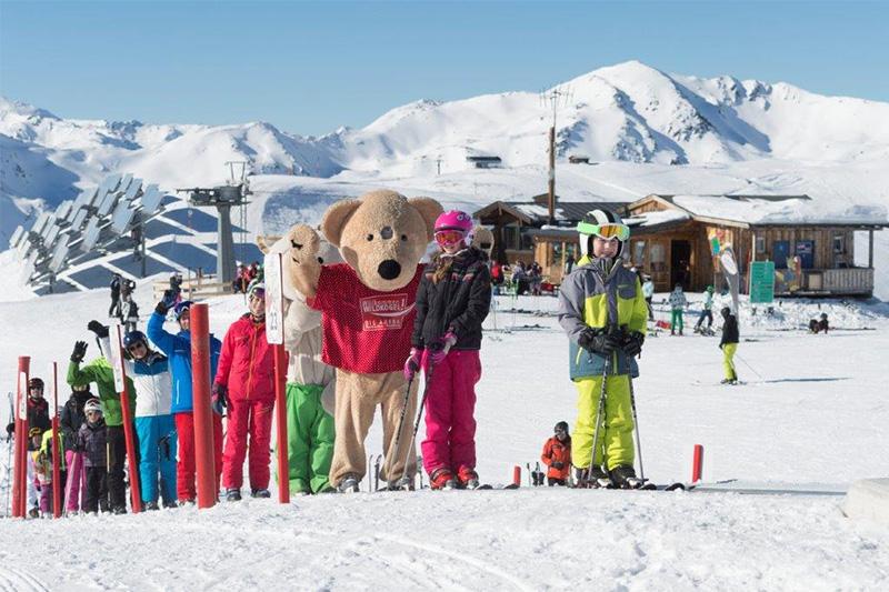 Familienfreundliches Skigebiet Wildkogel-Arena