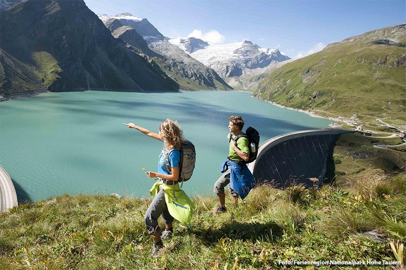 Wandern in der Ferienregion Nationalpark Hohe Tauern