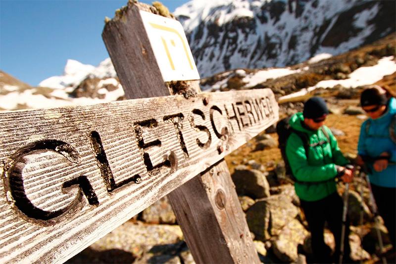 Gletscherwanderungen im Nationalpark Hohe Tauern