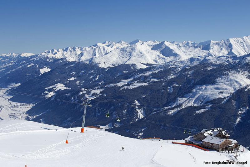 Winterurlaub in der Wildkogel-Arena im Salzburger Land