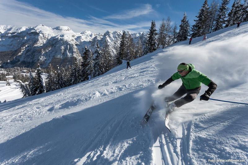 Skiurlaub in Trentino