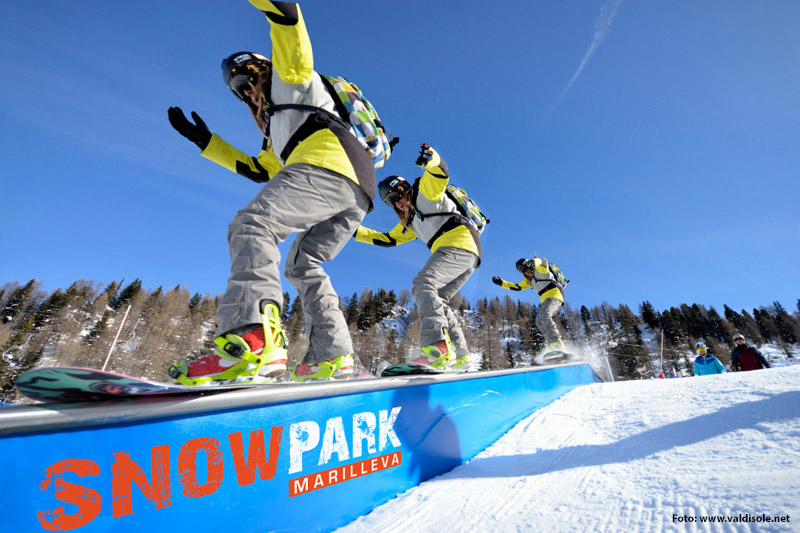 Snowpark Marilleva