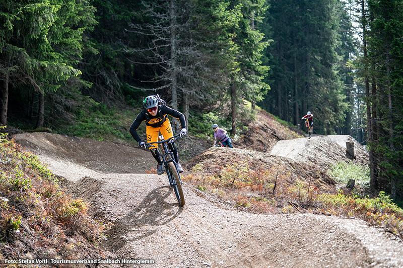 Super herausfordende Bike-Strecken