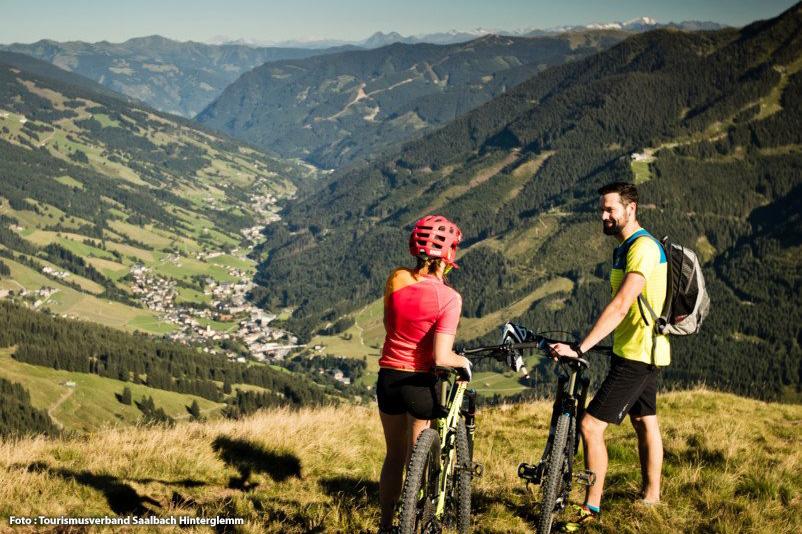 Über 400 km aller Schwierigkeitsstufen für Tourenfahrer und E-Biker
