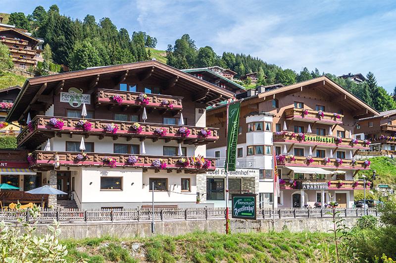 Sommerurlaub im Hotel Forellenhof in Saalbach-Hinterglemm