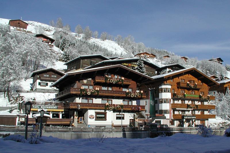 Winterurlaub im Hotel Forellenhof in Saalbach-Hinterglemm