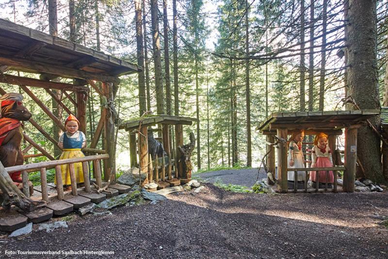 Märchenwald - in bekannte Märchen hineinversetzen und mystische Stunden erleben
