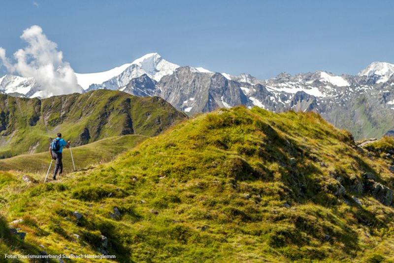 Wandern rund um Saalbach