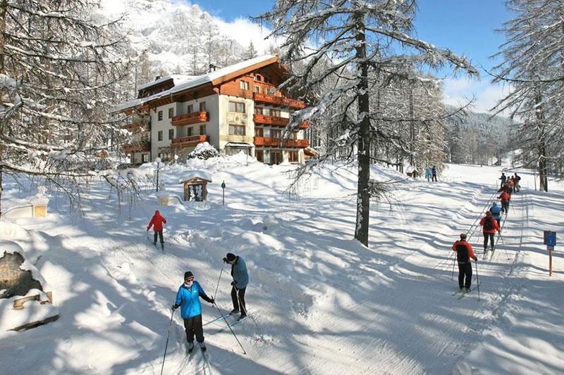 Winterurlaub im Hotel Lörchenhof in Ramsau