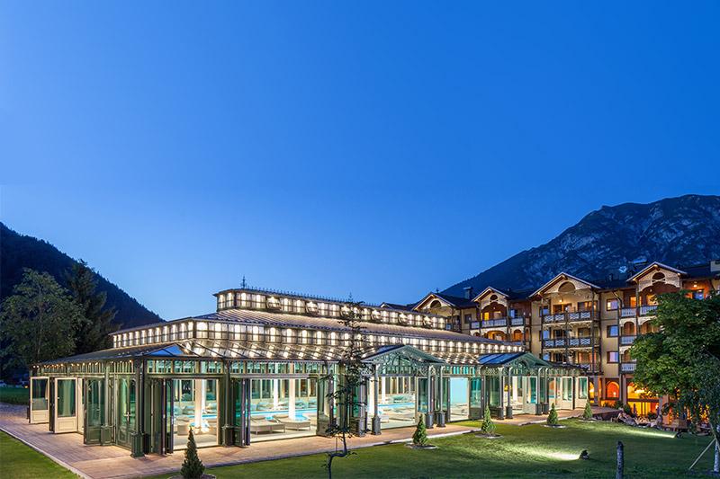 Sommerurlaub im Romantik Hotel der Wiesenhof am Achensee