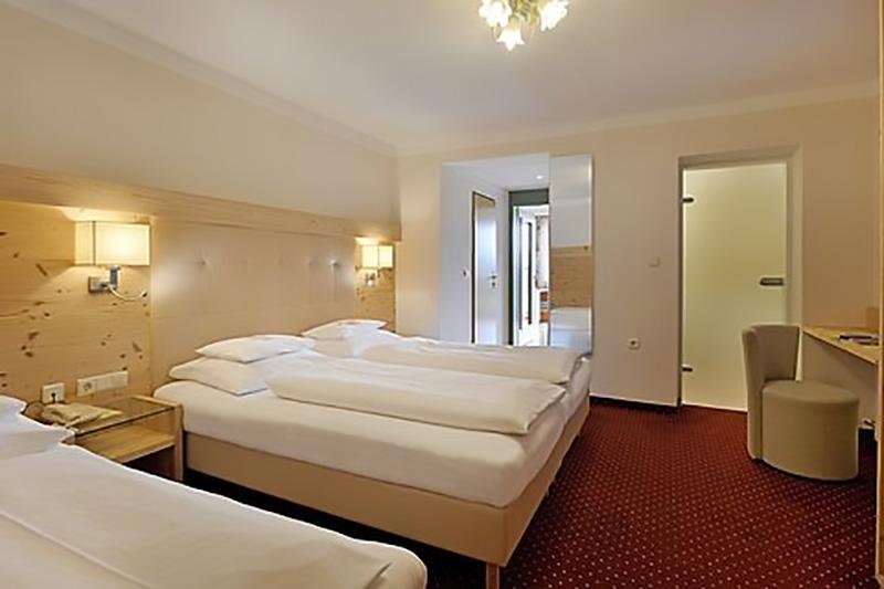 Familienzimmer 37 m²