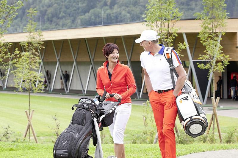 Golfenurlaub in Tirol