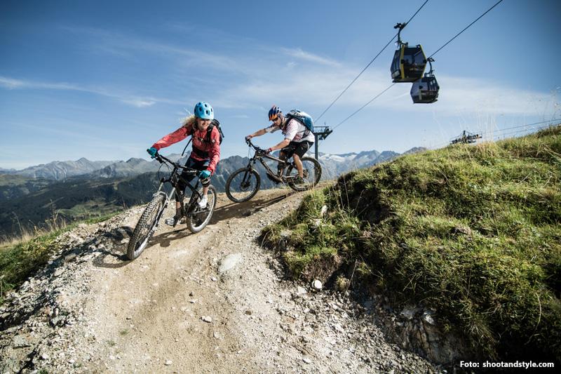 Radfahren & Mountainbiken im Zillertal - ein wahres Biker-Paradies