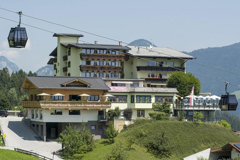 Sommerurlaub im Hotel Waldfriede im Zillertal