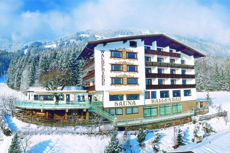 Winterurlaub im Hotel Waldfriede im Zillertal