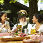 Gmoasame Stund in Bayern vabringn