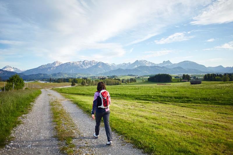Wanderurlaub in Füssen