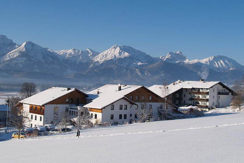 Winterurlaub im Biohotel Eggensberger