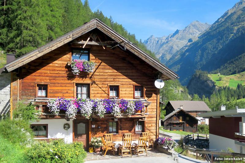 Ferienhaus in Sölden, Ötztal (Tirol)