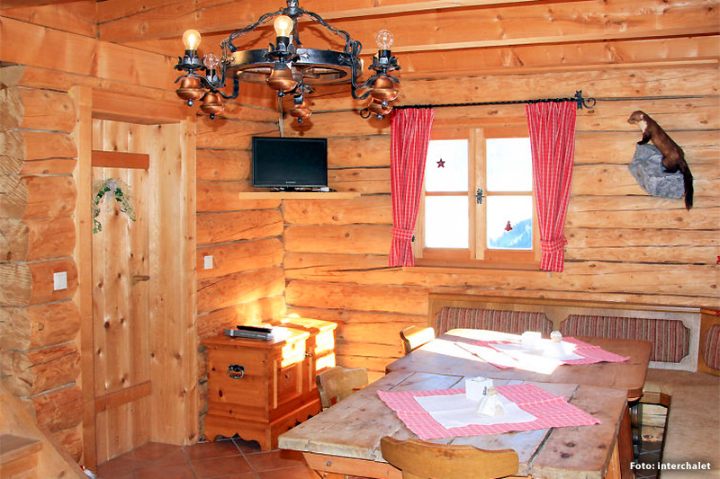 Wohnraum im Ferienhaus Ferienhaus in Uttendorf im Pinzgau (Salzburger Land)