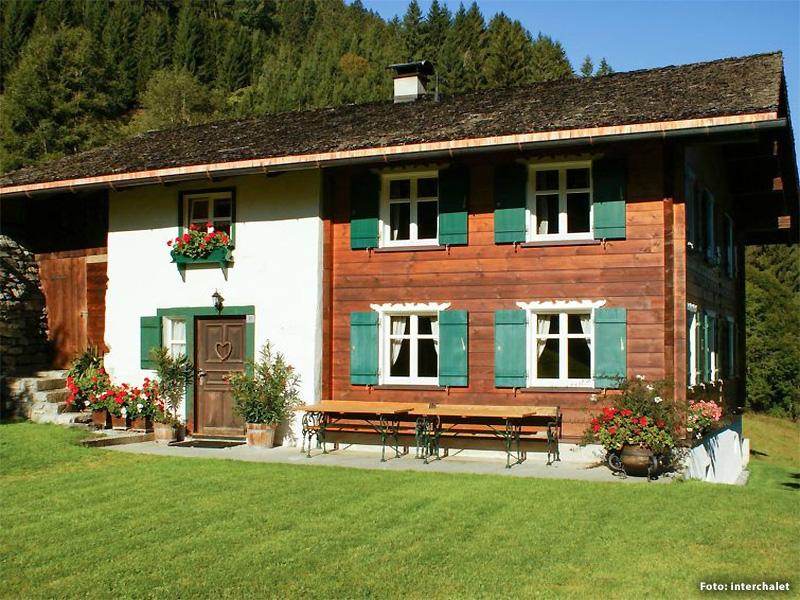 Inter-Chalet-Oesterreich-Ferienhaus-Fitsch-Montafon