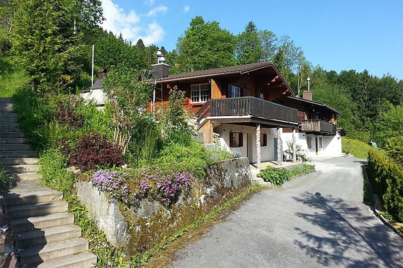 3-Sterne Ferienhaus 'Im Gus' in der Ostschweiz