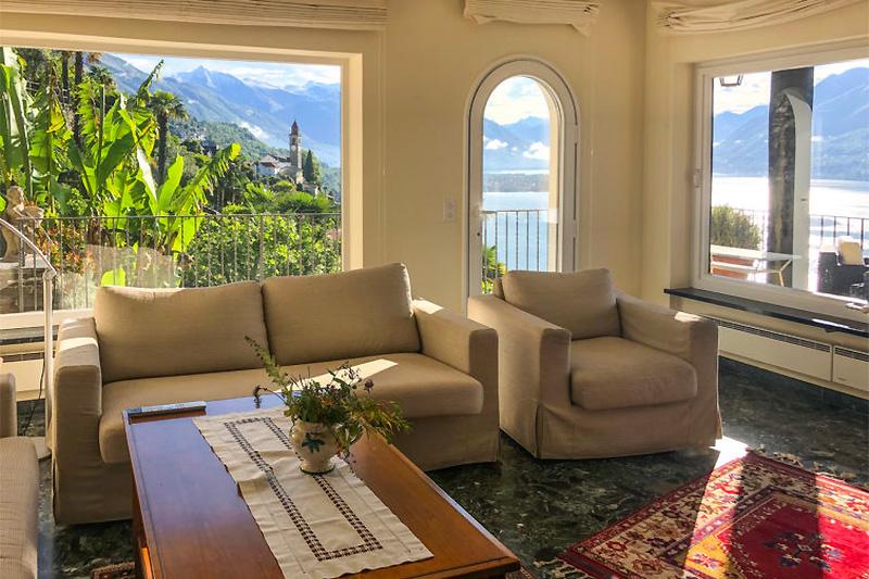 4-Sterne Ferienhaus Irma im Tessin