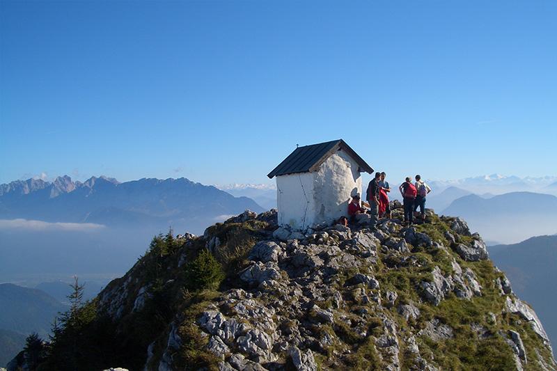 Brünnstein Gipfel
