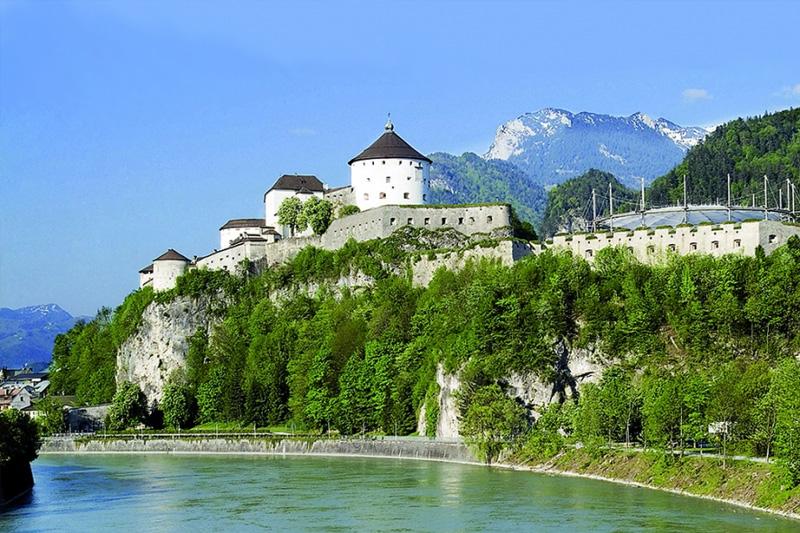 Festung Kufstein - nur 5 km von Kiefersfelden