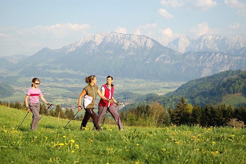 Wanderurlaub in Kiefersfelden