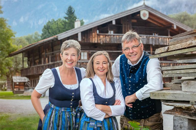 Team der Touristinformation Kiefersfelden