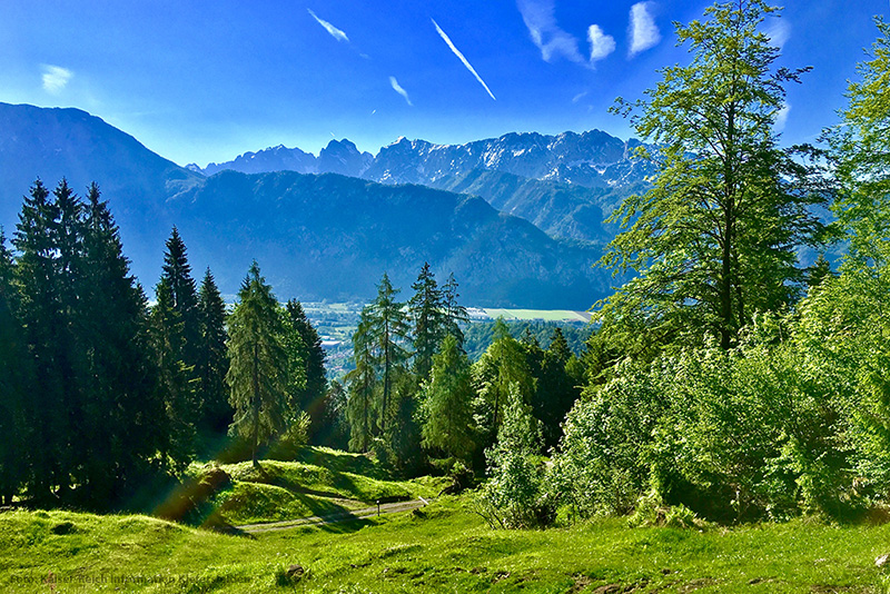 Bayerischer Urlaubsort Kiefersfelden