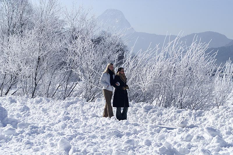 Winterwandern im Ferienland Kufstein